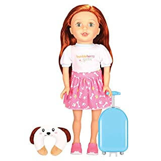 Bumbleberry Girls Travel Set - Cassidy