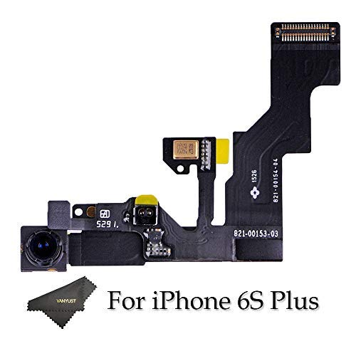 best service 45579 80ff1 VANYUST Replacement Front Facing Camera Module with Sensor Proximity Light  and Microphone Flex Cable Compatible for iPhone 6S Plus (5.5 Inch)