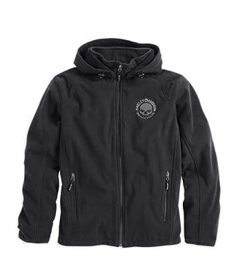 Harley Davidson Cross Roads Waterproof Fleece Jacket 98542 14VM Herren Outerwear