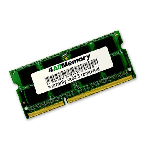 4GB DDR3-1066 (PC3-8500) RAM Memory Upgrade for the Compa...