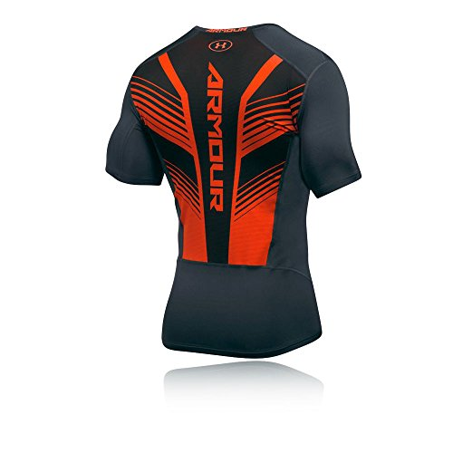 Heatgear 2 Ss17 Ss Under Top Grey Training Armour Supervent 0 gqOqSnt5B