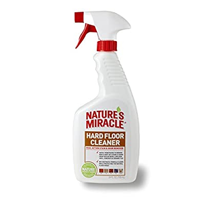 Nature's Miracle Advanced Dual-Action Hard Floor Stain & Odor Remover from Nature's Miracle