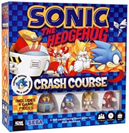 Amazon Com Idw Games Sonic The Hedgehog Crash Course Toys Games