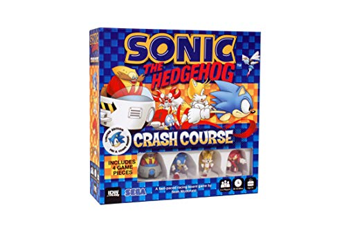 IDW Games Sonic The Hedgehog Crash Course (The Best Sonic Game)