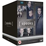 Spooks: Complete BBC Series 1-6 [DVD]