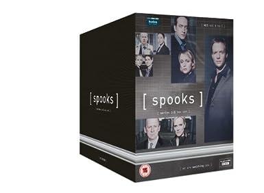 Spooks Complete Bbc Series 1 6 Dvd Amazoncouk Peter