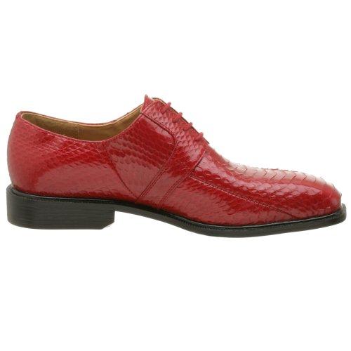 Giorgio Brutini Mens Slaton Oxford Red