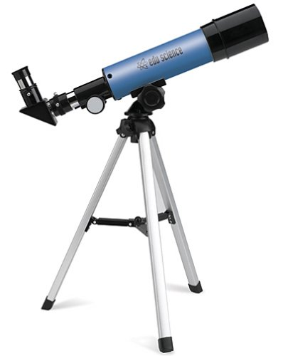 Edu-Science Land and Sky Telescope 90X Power with Table-Top