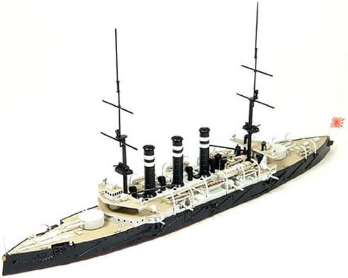 1/700 japonesa crucero de la marina de guerra de primera clase Iwate: Amazon.es: Juguetes y juegos