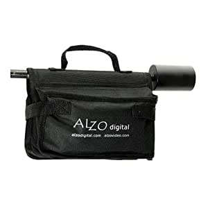 ALZO Saddle Style Sand Bag - fill with sand or lead shot for stabilizing light stands and booms