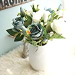 Bouquet-Fake-Decorative-Floral-Artificial-Fake-Roses-Flannel-Flower-Bridal-Bouquet-Wedding-Party-Home-Decor
