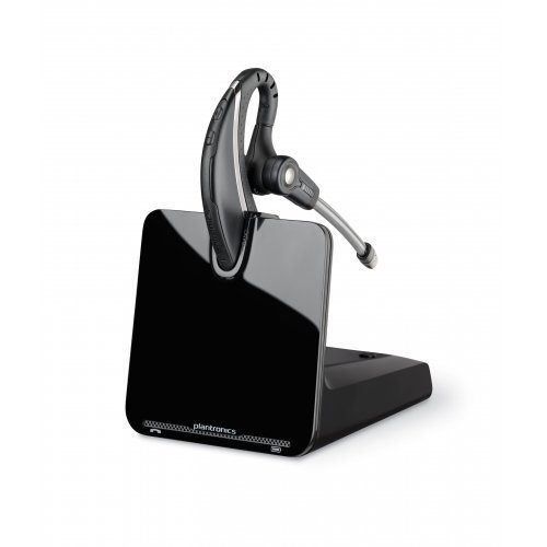 PLANTRONICS CS530/HL10 Earset Mono - Wireless - DECT - 350 ft - Over-the-ear - Monaural - Open - Noise Cancelling Microphone / 86305-11