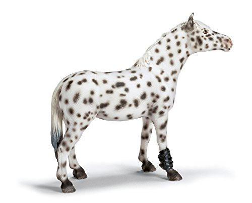 Schleich Knabstrupper Mare (Spotted Horse Pony)