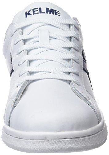 Kelme Y New Marino Hombre Omaha Blanco Blanco para 171 Zapatillas rrawO