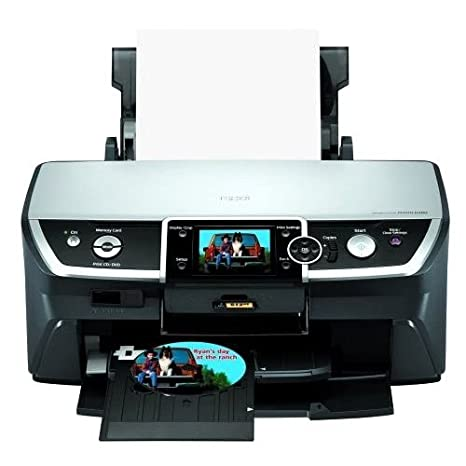 Epson c11 C658011 Stylus Impresora fotográfica R380: Amazon ...