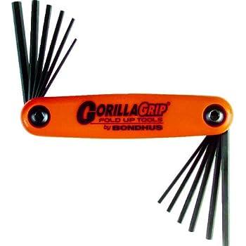 Outdoor Sports Bondhus Tf8 8 Piece Torx Star Key Set T9-t40 12634* Discounts Price