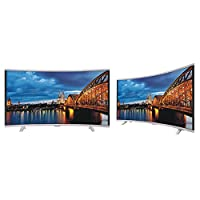 "AKAI TV LED 32"" HD READY DVB T2 CURVO SMART TV ANDROID TV WIFI LAN HDMI USB VGA - CTV 3226 T"