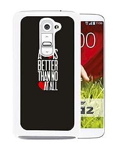 A Broken Heart (2) Durable High Quality LG G2 Phone Case