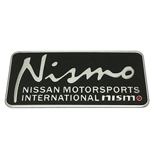 Nismo Sticker - 1pcs Car Styling Accessories NISMO Emblem Badge Decal Sticker Fit For Nissan Car