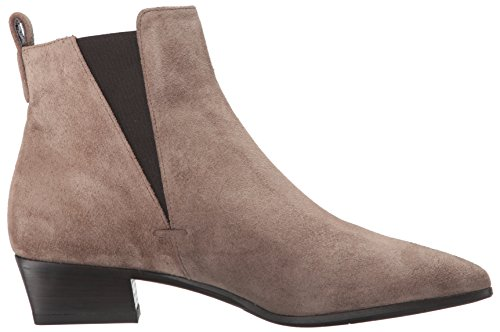 Botín Tobillo Mujer Faux Suede Aquatalia Taupe