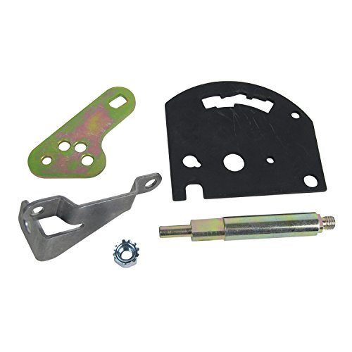 B&M 80713 2-Speed Forward and Reverse Pattern Gate Plate for Pro Stick Automatic Shifter ()