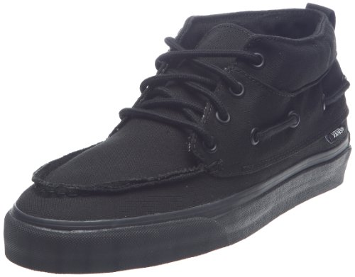 Vans Mens Shoes Chukka Del Barco Black Fashion Sneakers a0YX3T01W