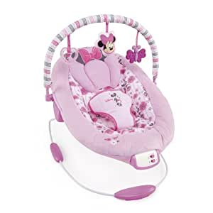 Disney Minnie Mouse Bouncer, Precious Petals (Discontinued by Manufacturer)