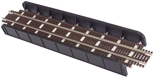 N Code 55 Through Plate Single Track Girder Bridge Kit Atlas - Girder Plate Atlas Bridge
