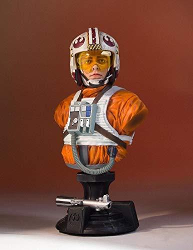 Entertainment Earth Star Wars Luke Skywalker (X-Wing Pilot) Classic Mini - Bust Star Mini Wars