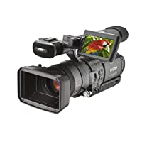 Sony HDR-FX1 3-CCD HDV High Definition Camcorder w/12x Optical Zoom (Discontinued by Manufacturer)