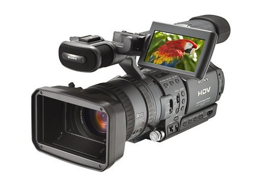 Sony HDR FX1 Definition Discontinued Manufacturer