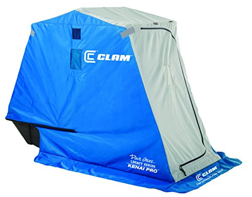 Clam 9710 Kenai Pro 1-Person Ice Fishing Shelter by Clam Corporation