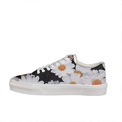 classic daisy appearance of white petals (ray florets Women Casual Shoes Sneakers Boat cool Fashion spring - Daisy X7 Sunglasses