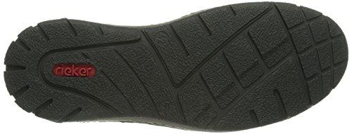 homme B0352 00 homme Chaussures de B0352 00 ville Rieker Noir Chaussures Rieker ville de d7qXqCwU