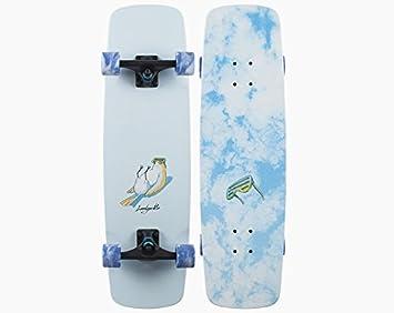Landyachtz Wrech Tangle 9 x 31.25 Skateboard Cruiser Complete