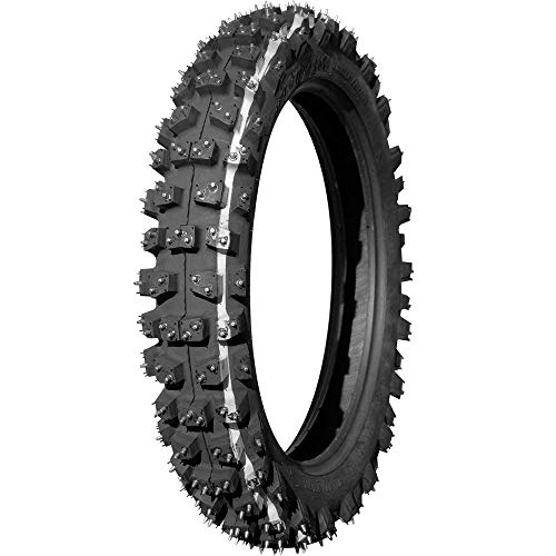 Studs Motorcycle - Mitas Trelleborg Winter Studded Motorcycle Rear Tire 110/100-18 XT-454