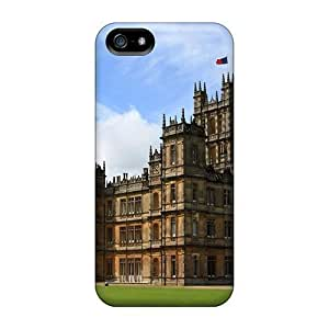 Iphone 5/5s Hard Back With Bumper Cases Covers Wonderful Old Palace
