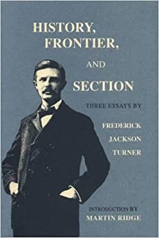 Book History, Frontier, and Section: Three Essays