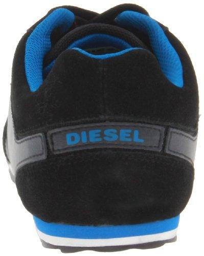 Diesel Heren Tipop S Fashion Sneaker Zwart / Antraciet