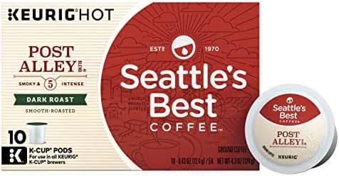 Coffee Pods: Seattle's Best Coffee