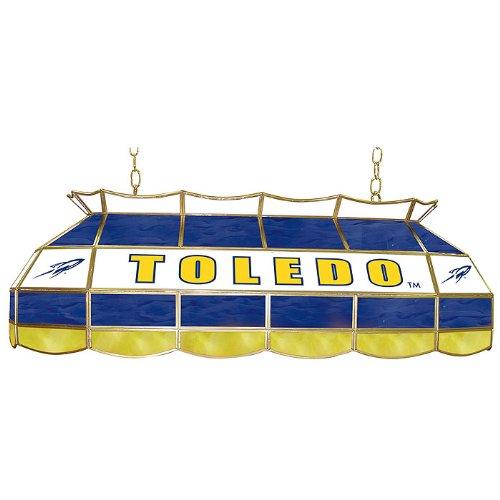 NCAA University of Toledo Tiffany Gameroom Lamp, 40'' by Trademark Gameroom