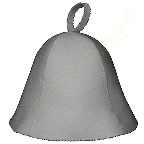 """Cappello sauna in feltro """"classica luce"""" FinTec"""