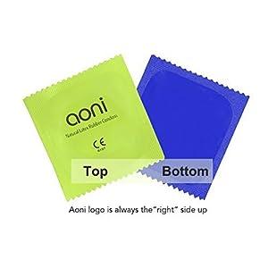 Aoni Condoms Value Pack - Ultrathin 001 12 PCS & Nanosilver Ultrathin 001 12 PCS - 001 Series