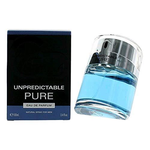 Unpredictable Pure by Glenn Perri, 3.4 oz EDP Spray for Men ()