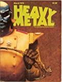 img - for HEAVY METAL: March, Mar. 1978 book / textbook / text book