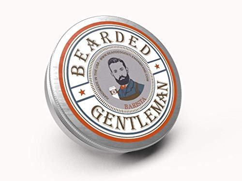 Beard Balm - Barista - Pumpkin Spice - 2 oz - All Natural - Handmade
