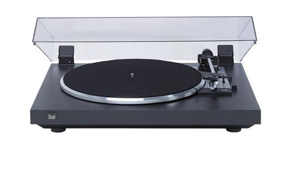 Dual CS 435-1 - Tocadiscos, color negro: Amazon.es: Electrónica