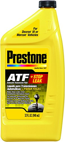 Prestone AS272 Multi-Vehicle Automatic Transmission Fluid with Stop Leak - 32 oz.