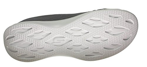Walking Solace Shoe Women's Performance Lite Black White Skechers Step Bliss Go 4PwpOWY4q