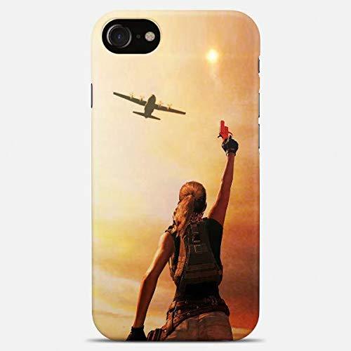 los angeles 91f3d c3c23 Amazon.com: Inspired by Pubg phone case Pubg iPhone case 7 plus X XR ...
